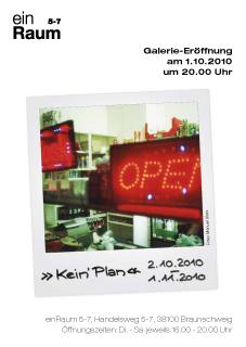 Galerieeröffnung im Handelsweg